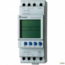 Întrerupătoare cu temporizator; Interval:1m÷7zile; DPDT; 230VAC