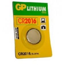 CR2016 3,0V-72MAH BATERIE TIP BUTON