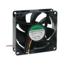 EE80251S1-000U-G99 Ventilator: 12V DC, 80x80x25mm