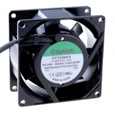 SF23080A2083HS Ventilator:230V AC, 80x80x38mm