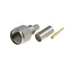 Conector: mini UHF - cablu: RG58