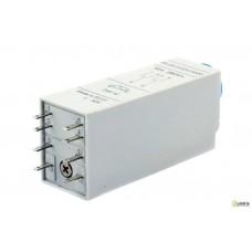 Timer; 0,05s÷100h; DPDT; 250VAC/10A; 24VAC; 24VDC;