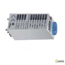 Timer 0,05s÷100h; DPDT; 250VAC/10A; 230VAC; 230VDC