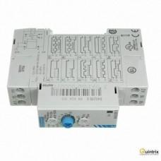 Timer 0,1s÷100h; SPDT; 250VAC/8A;  24VDC; DIN; -20÷60°C