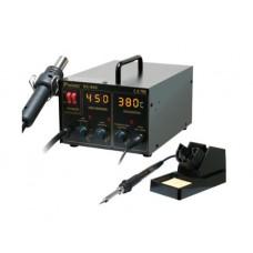 Statie cu aer cald, ciocan lipit 60W, 700W, 24l/min, SS-989B, Pro'sKit