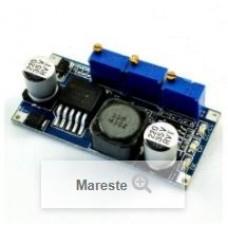 Modul convertor DC-DC, coborator de tensiune cu limitare curent LM2596CC/CV