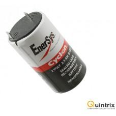 Baterie reîncărcabila plumb-acid; 2V; 2,5Ah;D
