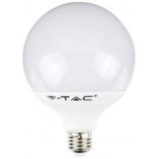 Bec LED 18W G120 E27 Alb rece