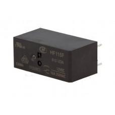 HF115F/012-1Z3A Releu electromagnetic 12VDC;16A