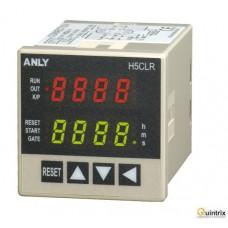 Timer; Interval:0,001s÷9999h; SPDT; 12÷48VAC; 12÷48VDC; octal