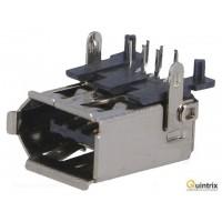 Mufa Firewire IEEE1394 cu lipire 6 pini