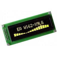 Afişaj OLED alfanumeric 16x2 EAW162-X9LG