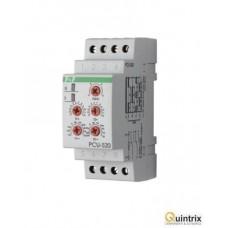 Timer(Interval:0,1s÷24zile; SPDT; 230VAC; DIN) PCU-520