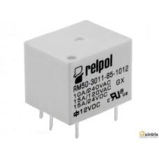 RM50-3011-85-1012 Releu Ubobină:12VDC; 10A/240VAC; 15A