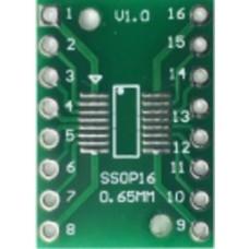 PCB adaptor SOP16