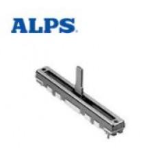 Potentiometru stereo 10k translatie APLS RS45112A400G