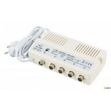 Amplificator CATV 20 dB 4 iesiri ANT AMP4