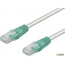 Patch cord UTP cat.6E cross-over/10m