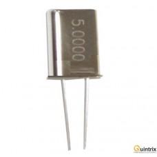 5.0MHz - rezonator de quartz