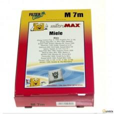 Sac aspirator M7m 4buc+1microfiltru+1filtru motor