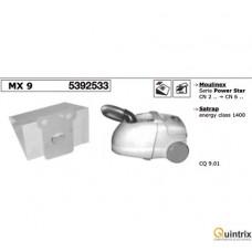 Sac aspirator MX9 6buc