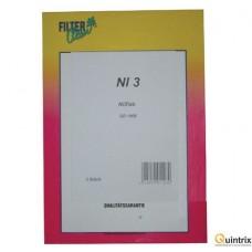 Sac aspirator NI3 3buc