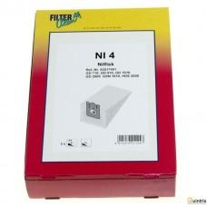 Sac aspirator NI4 3buc