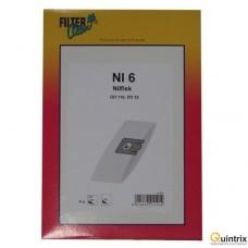 Sac aspirator NI6 4buc