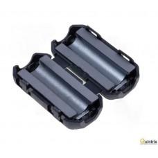 Filtru de ferita pentru cablu Ø:7mm; 70Ω