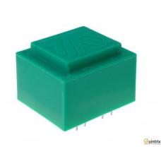 Transformator incapsulat;4VA; 230VAC; 10,5V