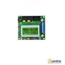 Controler-control robot; ATMEGA328; 6÷13,5VDC; Numãr int./ieº:8