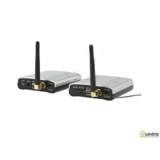 Sistem wireless  transmisie/receptie audio/video