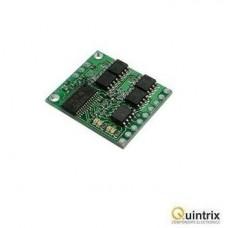 Controler motor DC; 600Hz; 5A; Uwej sil:0÷7V; Uin log:3÷5,5V