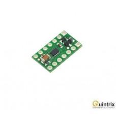 Controler motor DC; IC: DRV8835; 250kHz; 1,2A; Uwej sil:2÷11V