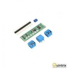 Controler motor DC; IC: A4990; 26kHz; 0,7A; Uwej sil:6÷32V