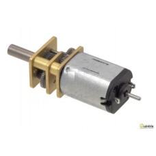 Motor DC cu transmisie; 3÷9VDC; HP; 10:1; Arb.pe douã feþe: da