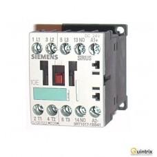 Contactor:3-polar  24VDC/12A