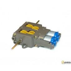 Motor DC cu transmisie; 3÷6VDC; max.3,6mNm;2,1A