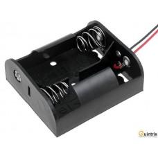 Suport baterie; tip C/R14; Nr.bat2