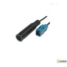 Adaptor antenã; DIN soclu, Fakra soclu; 0,23m