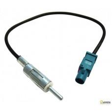 Adaptor antenã; DIN mufã, Fakra soclu