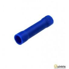 Capãt îmbinat; 1,5÷2,5mm2;albastru