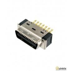 Conector MDR; PIN:26; ecranat;tata