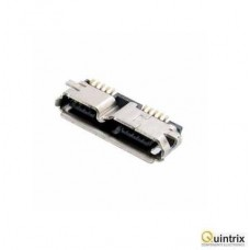 Mufa  USB B 3.0 micro; pentru PCB; SMT; orizontale; dubla