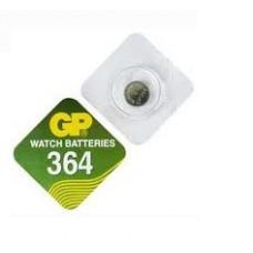 364 (AG1) 1,55V-18MAH BATERIE TIP BUTON