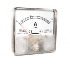 Ampermetru analogic 10A AC