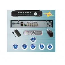 DVR-9204HV DVR 4 CANALE