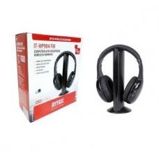 Casti wireless + FM Intex - IT-HP904FM
