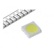 LED SMD 5060 alb rece 120° 12lm
