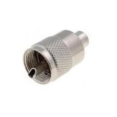 Conector UHF(PL259) - cablu: RG58